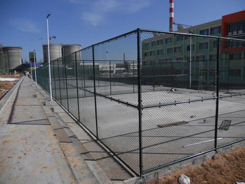 体育场围栏网工程案例