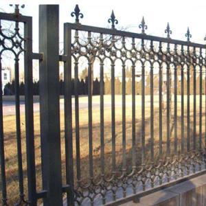 如何养护铁艺护栏网