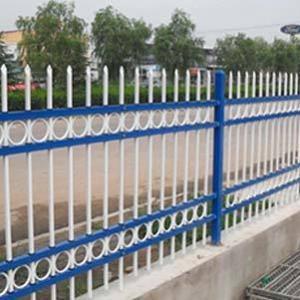 锌钢围栏基材和构成