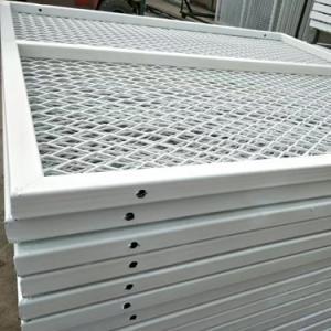 钢板护栏网报价?钢板网多少钱