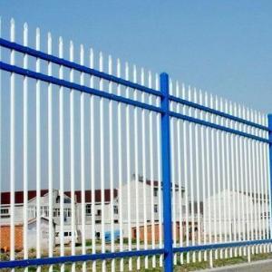 锌钢护栏喷涂的重要性