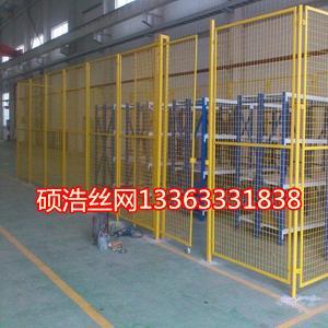 仓库隔离网用什么规格尺寸的网片