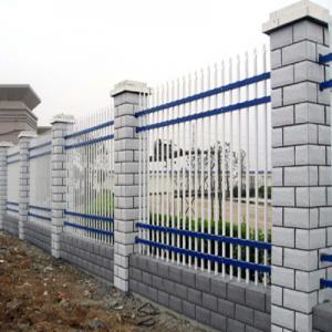 加强型锌钢护栏网