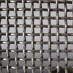 不锈钢网有几种编织方法