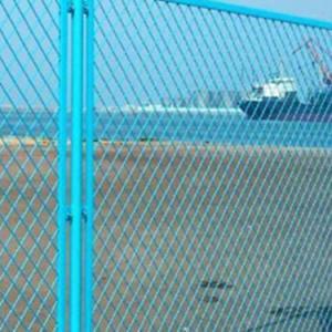 码头隔离栅