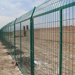 适用于高速公路的框架护栏网