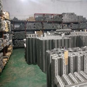 304不锈钢轧花网发货