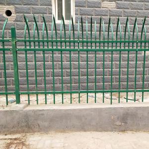 锌钢双横杠护栏网