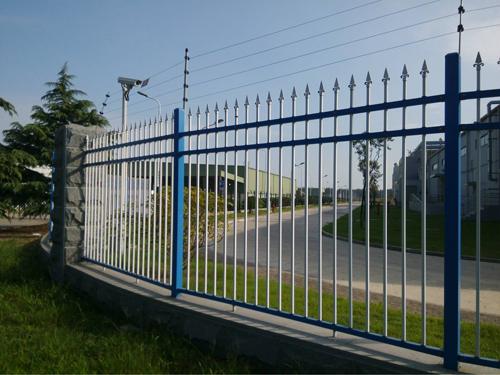 铁艺护栏网